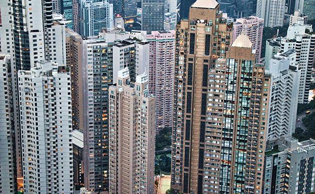 בניינים בהונג קונג